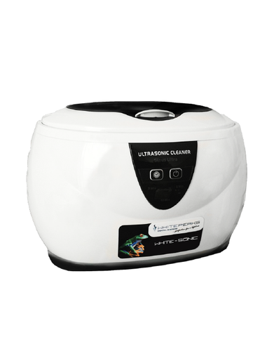 White-Sonic Ultrasonic Cleaner