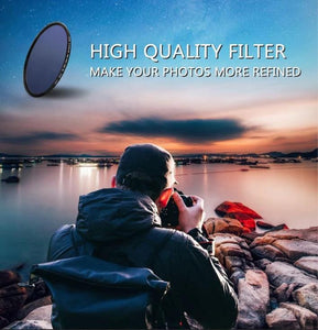ND2-400 Variable Neutral Density Filter