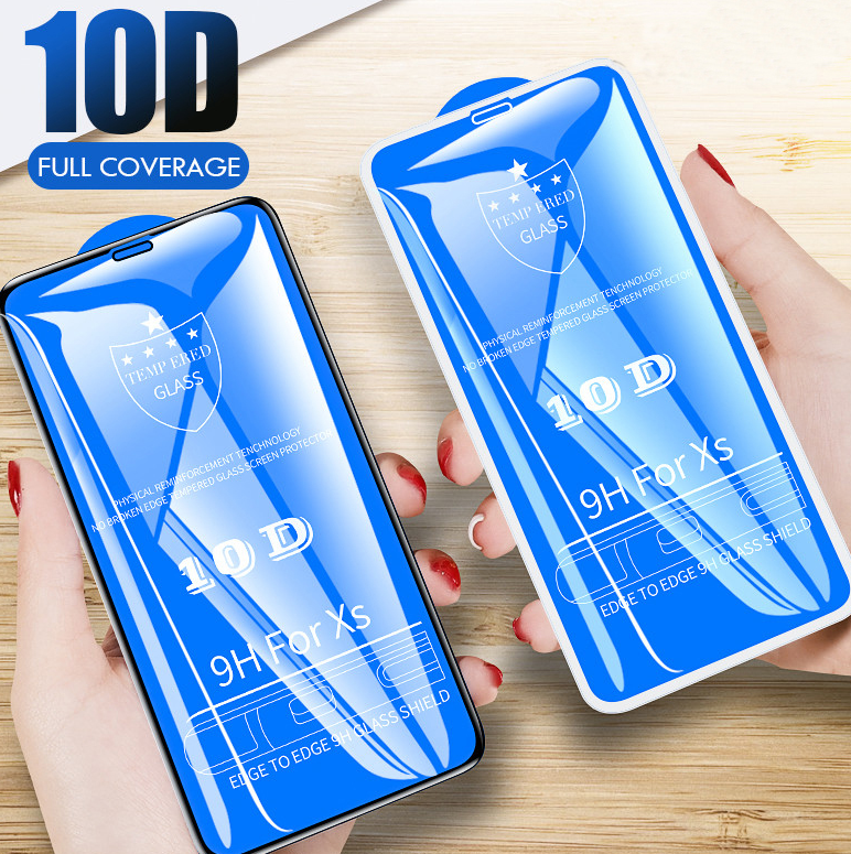 iPhone 10D screen protector