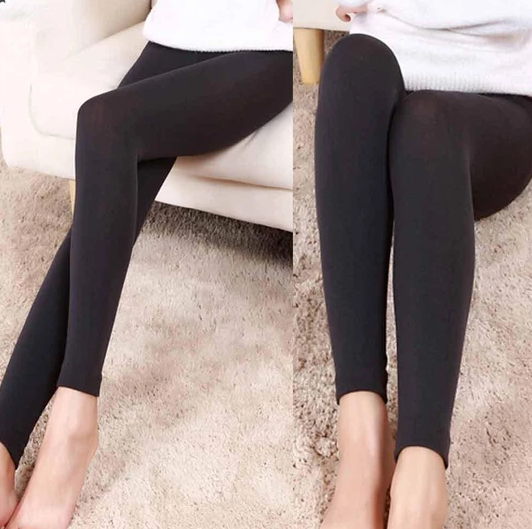 Be Warm - Thickened Slim Cashmere Warm Pants