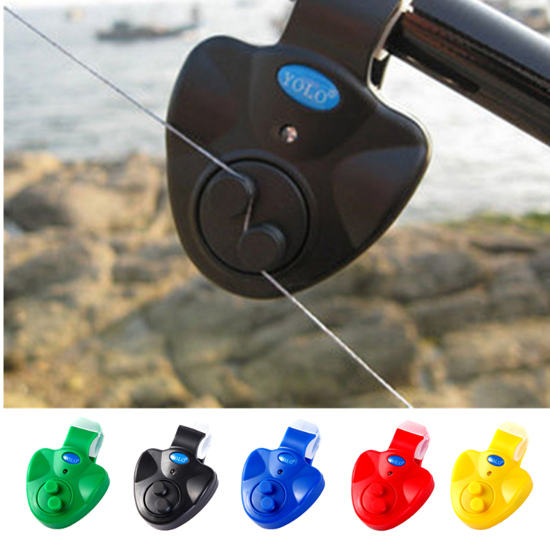 Smart fishing alarm night fishing alarm(Free three batteries)