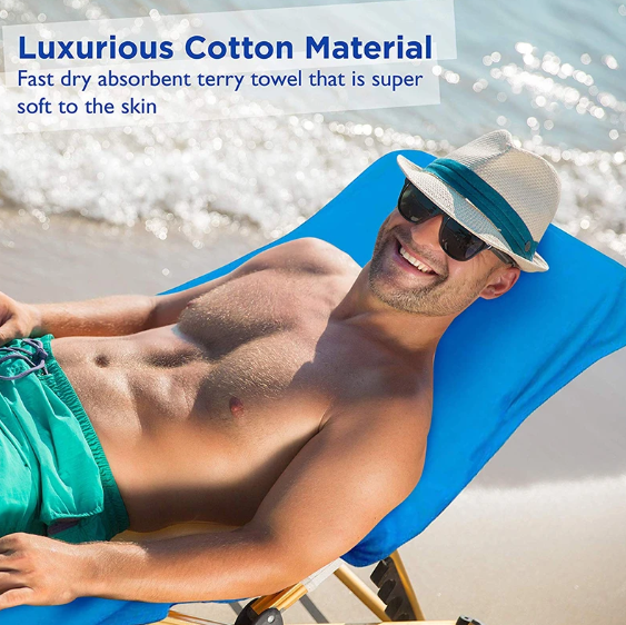 Multifunctional backpack sun chair beach quick-drying towel