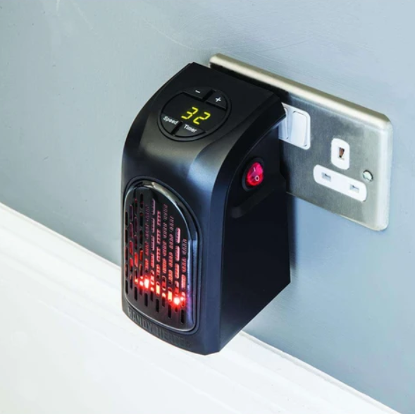【Last day to get 50% off】Mini technology home heater