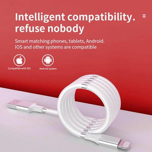 SUPER COIL MAGNETIC CHARGING CABLE