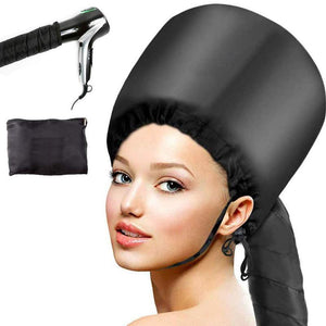 💘BUY 2 GET 1 FREE NOW💘Quick Hair Drying Cap-Styling,Curling&Deep Conditioning Fits All Head&Hair Sizes