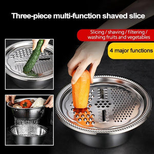 🔥BUY 2 SAVE $5🔥Multifunctional stainless steel basin
