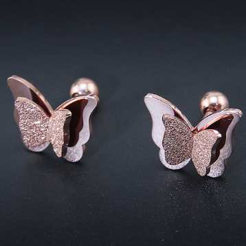 New Butterfly Earrings