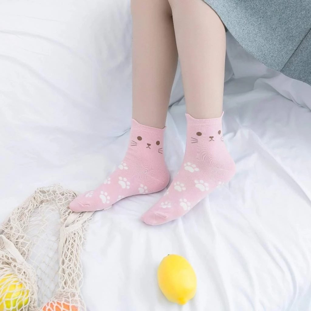 Cat Ear Women's Socks