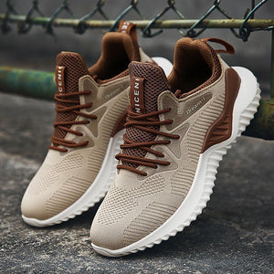 02adce22f Men's Shoes - Good Quality Men Breathable Mesh Walking Running Shoes