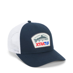 Unisex Alaska Originals Trucker Cap