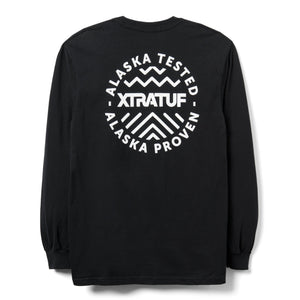 Men's Long Sleeve Tread Tee