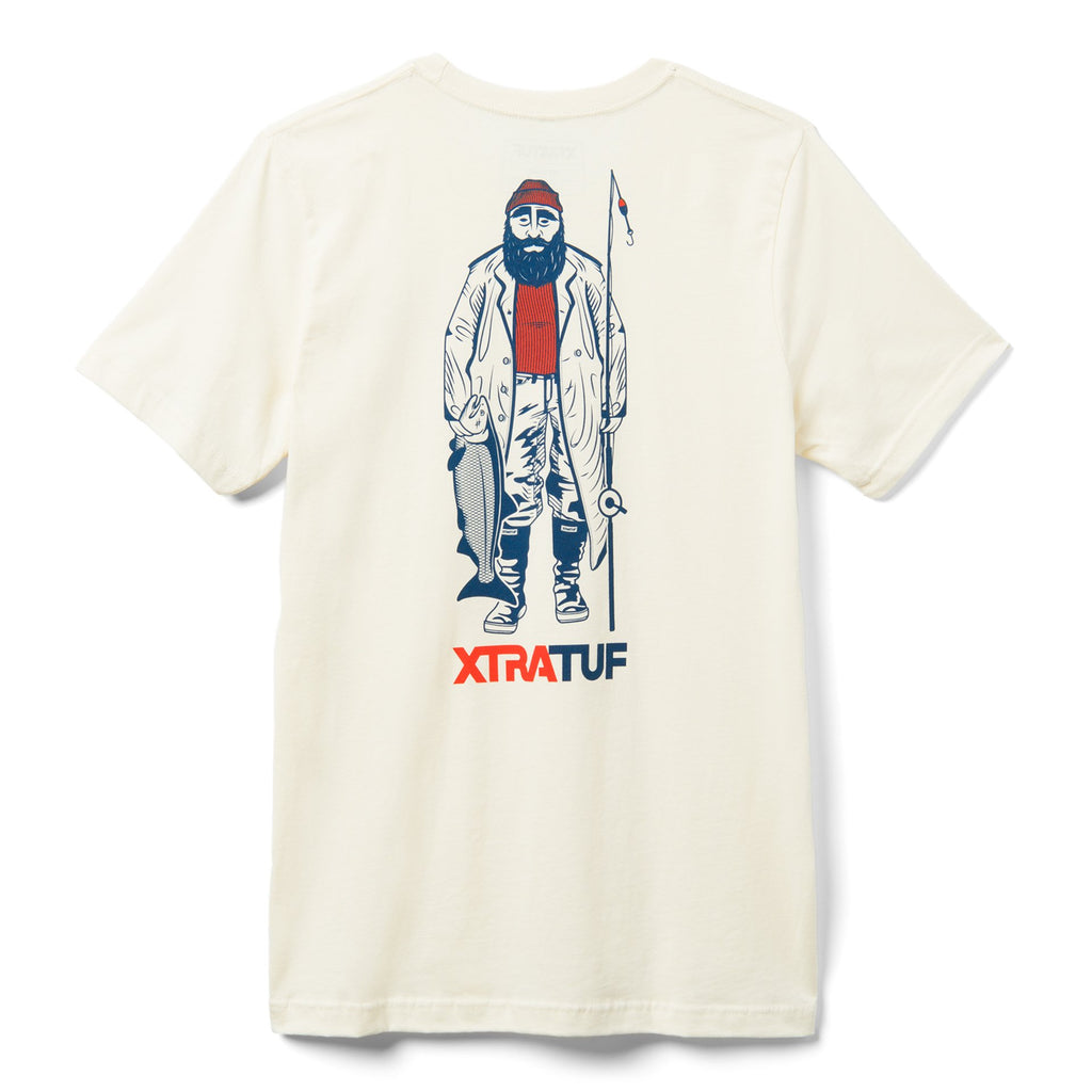 Men's Marty the Fisherman Tee