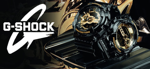 Casio G-Shock Watch Review