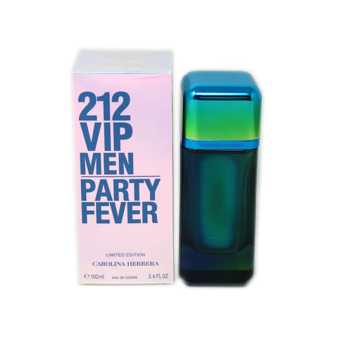 Carolina Herrera 212 VIP Men Party Fever Eau De Toilette