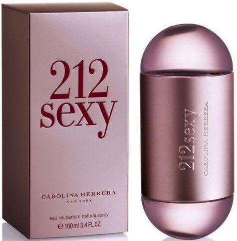 Carolina Herrera 212 Sexy Twin Bottle 50+50 Edp Spray