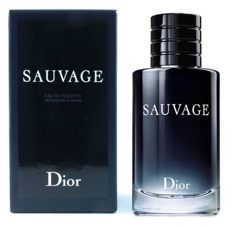 Dior Sauvage By Christian Dior Edt Spray 60ml