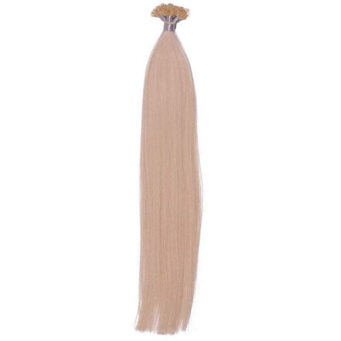 Russian Blonde U-Tip Hair Extensions