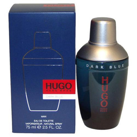 HUGO BOSS | HUGO DARK BLUE EDT SPRAY 75ML (2.5OZ) FOR MEN