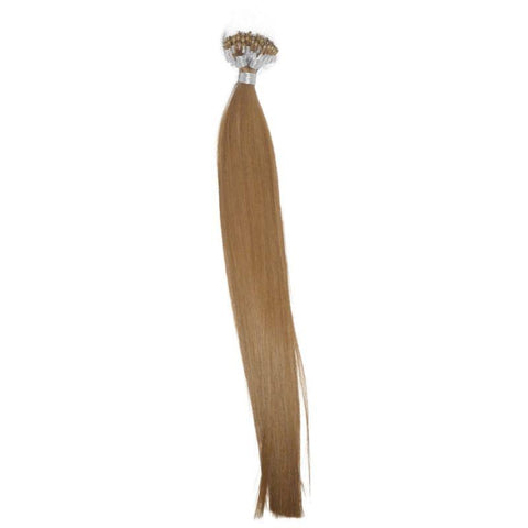 Medium Brown Micro Bead Hair Extensions