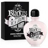 PACO RABANNE BLACK XS BE A LEGEND EDT SPRAY, DEBBIE HARRY (80 ML)- WOMEN PERFUME
