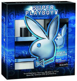 PLAYBOY SUPER PLAYBOY GIFT SET SPRAY + SHOWER GEL FOR MEN