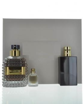 Valentino Uomo EDT 3 Piece Men Gift Set