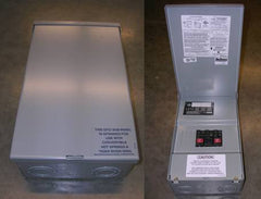 Watkins GFCI 50 Amp Subpanel for Convertible Spas PN 301756
