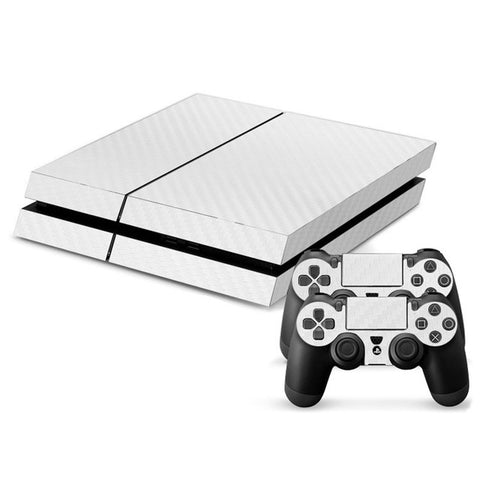 White Carbon - Playstation 4