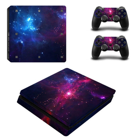 Galaxy Star - Playstation 4 Slim Skin
