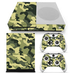Light Camouflage - Xbox One Slim Skin