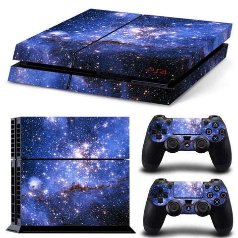 Blue Galaxy - Playstation 4
