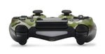 Green Camo - Playstation 4 Controller