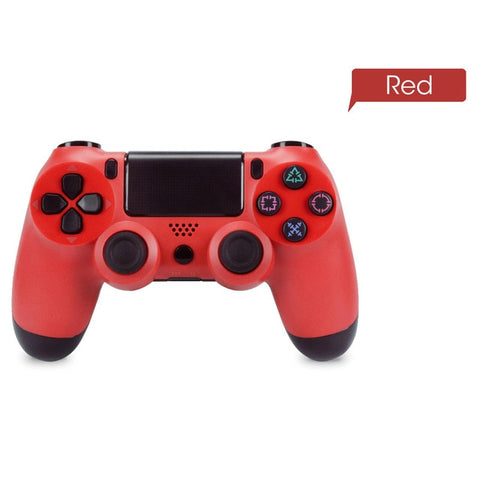 Red Controller - Playstation 4 Contoller