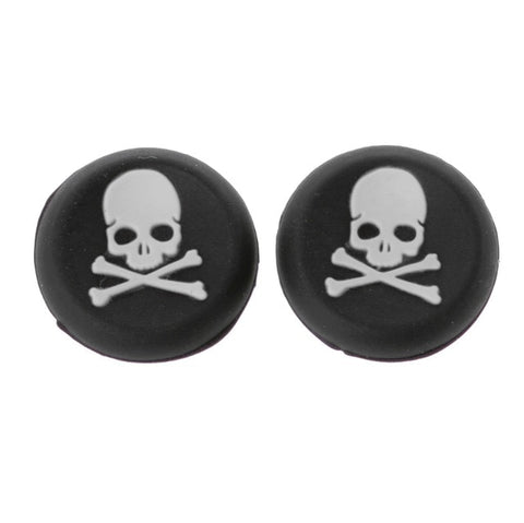 Thumb Grips Skull - Playstation 4 en Xbox One