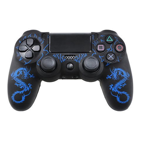 Blue Dragon Case - Playstation 4 Controller