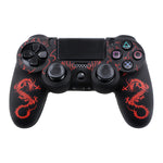 Red Dragon Case - Playstation 4 Controller