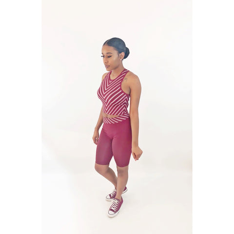 Get Fit Set (BURGUNDY)