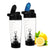 600ml Electric Protein Shaker Blender Brewing Powder Water Bottle Automatic Movement Mixer Cup Eco Friendly  Milk Shake