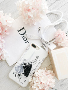 Belle Amour Phone Case by Kerrie Hess