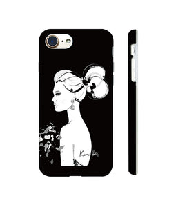 Mystere Noir Phone Case by Kerrie Hess