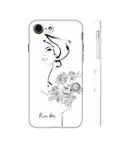 Jardin Noir Phone Case by Kerrie Hess