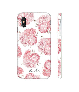 Peony Rose Phone Case by Kerrie Hess