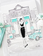 Load image into Gallery viewer, Breakfast at Tiffany's by Kerrie Hess
