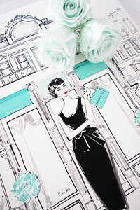 Breakfast at Tiffany's by Kerrie Hess