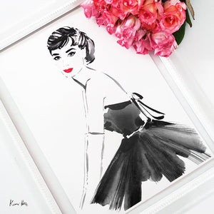 Audrey Classique A2 by Kerrie Hess