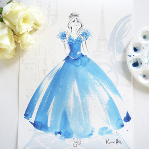 Carriage Awaits by Kerrie Hess