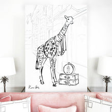 Load image into Gallery viewer, Louis Giraffe by Kerrie Hess