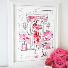 Load image into Gallery viewer, Love at Laduree Deux by Kerrie Hess