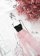 Load image into Gallery viewer, Peach Dior by Kerrie Hess