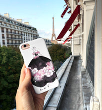 Load image into Gallery viewer, Flora Romance Phone Case by Kerrie Hess
